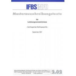 IFBS 2.02 Dachtragschale...