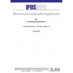 IFBS 2.05...