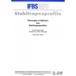 IFBS 3.09 Öffnungen in...