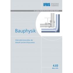 IFBS 4.03 Wärmebrückenatlas...