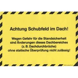 IFBS Hinweisschild...